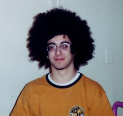 Rockin' the fro