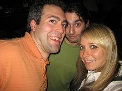 John, Michelle & I