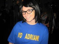 Yo Adrian!