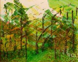 Autumn Arrives #2 (16x20)