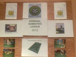 Donegal Subbuteo Board