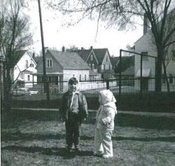 Barb & Virginia 1968