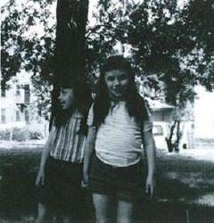 Virginia & Barb 1972