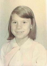 Donna's Last School Photo 1970