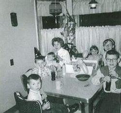 John's Third Birthday 1962
