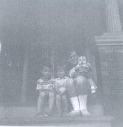 On the Porch 1963