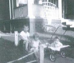 John, Donna & Barb 1963 or 64