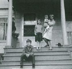 Front Porch 1968
