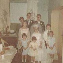 Susan's Wedding - October 1969