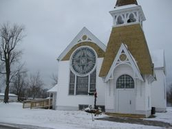 December 2010 snowy 10am