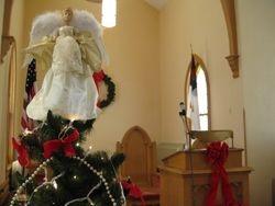 Christmas Angel 2010 Decorations