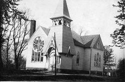vintage Donnellson Presbyterian