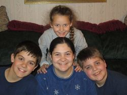 Our Four Grand-kids