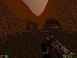 Sulferon Skaarj Outpost.
