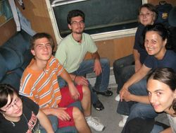 Kampovanje 1-8.avg. 2011.
