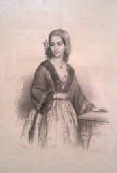 Mina Karadzic Vukomanovic (1847)