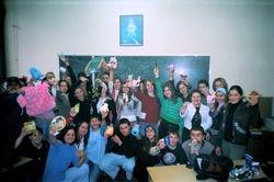 Nikoljdan 2006. sa svojim odelj. (I 4)