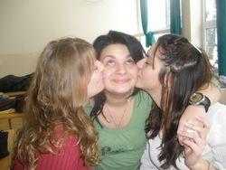 Tamara, Viki, Miljana i ...ljubav