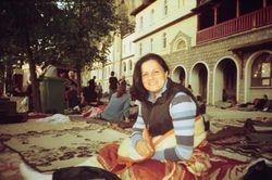 Spremanje za spavanje na kamenu Ostroga ( 2007)