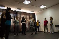 "Seminar ""Primenjeno pozoriste"" Apsart, Aleksandra Jelic"