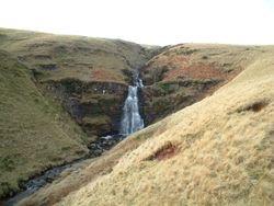 Falls at the valley 1