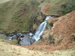 Falls at the valley 2