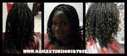 ROPE TWIST WITH KANEKOLAN HAIR