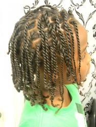 NATURAL TWIST FOR KIDS
