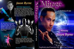 DVD cover for Mirage Promo Video