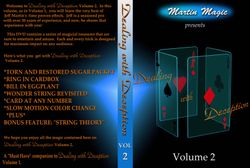 DVD Art for Magic Lecture Video