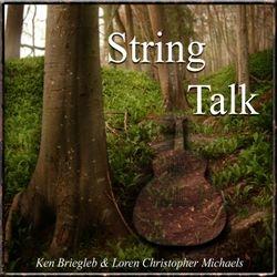 String Talk CD Art