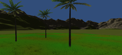 Basic Terrain Test