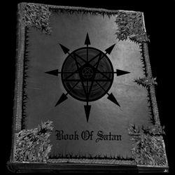 Book Of Satan - front