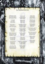 Egy Megszakadt Holt Lélek (A Broken Dead Soul)