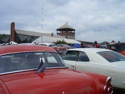 Tony and Dougs cars.