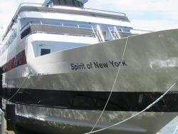 The ship.