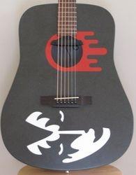 Gene Simmons Kiss Guitar