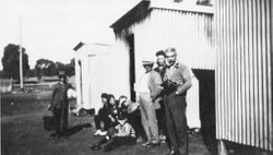 Howie's Hostel Camp 1924