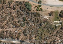 Howie's Settlement aerial photograph