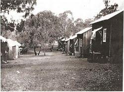 Howie's cottages Stirling Park Yarralumla