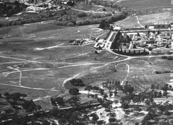 Aerial photograph c1928