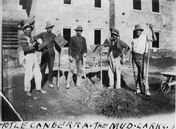 Mud Larks - Hotel Canberra 1924/25
