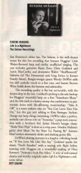 Blues Review Magazine, Life is a Nightmare Review