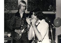 Scott Whitman & Me