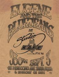 Eugene & Bluejeans Poster
