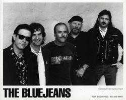 Eugene & The Bluejeans Promotional Photo