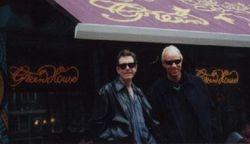 Cole Tate & Me in Amsterdam