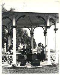 Dunphy Park Gazeebo, Sauslito California
