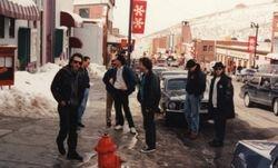 Harvey Mandel Band, Park City Utah