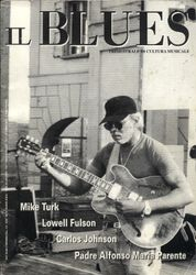 Italian Blues Review Cover